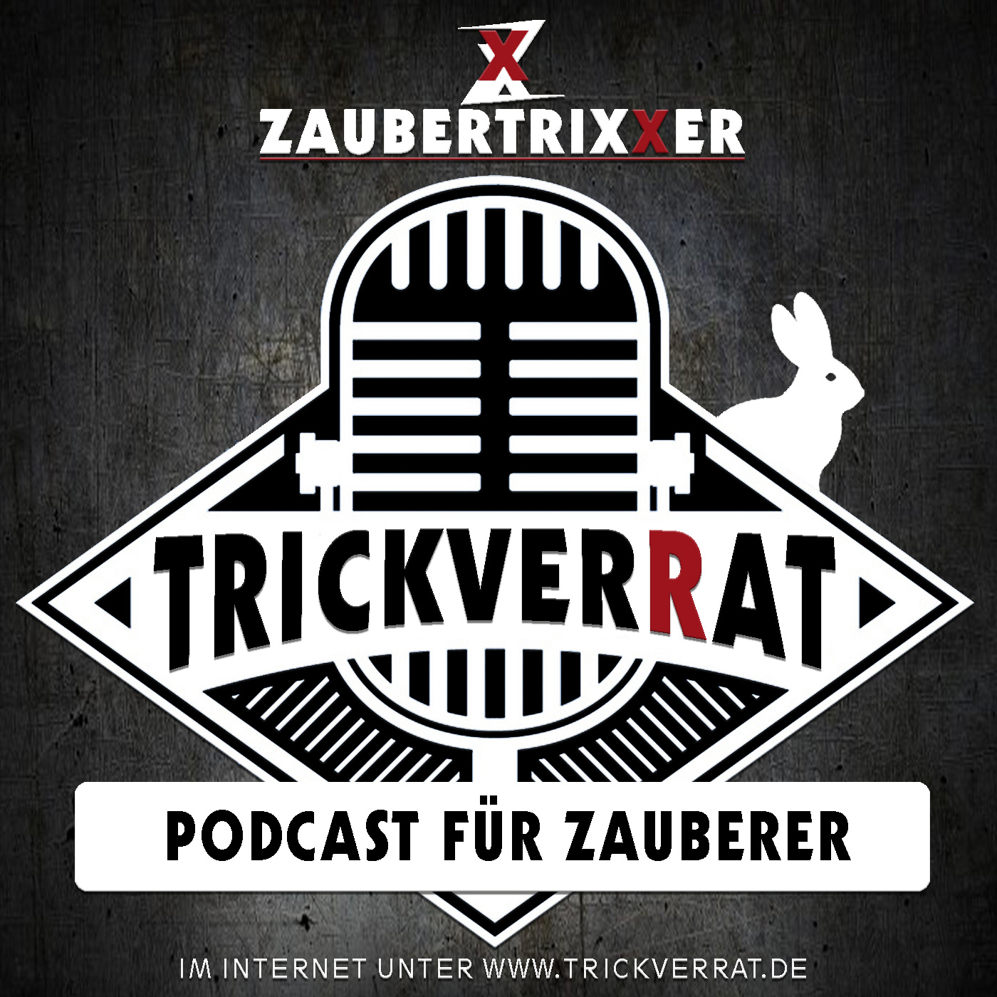 Trickverrat - Podcast für Zauberer logo