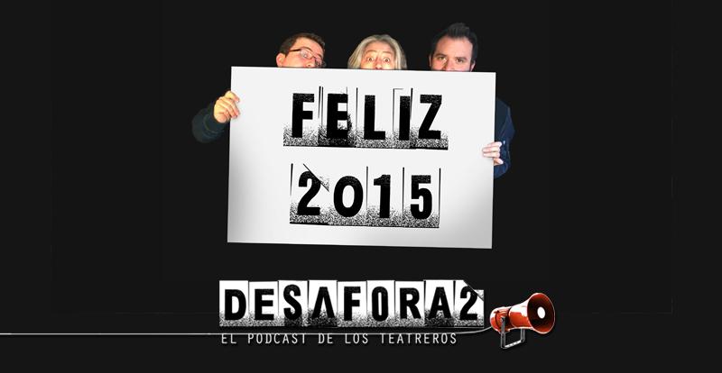 Artwork for Episodio 84 - Una bienvenida al 2015