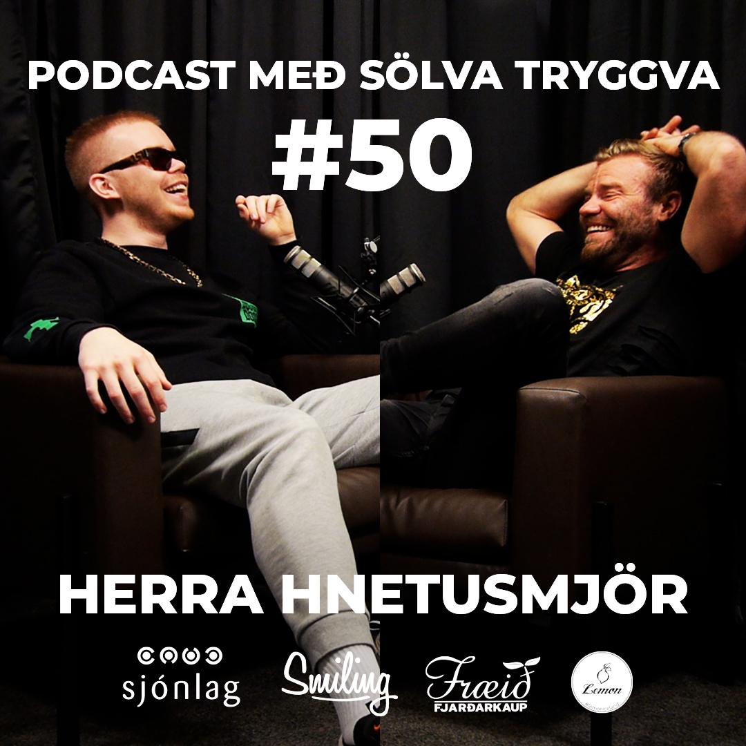 #50 Herra Hnetusmjör með Sölva Tryggva