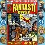 Artwork for Episode 135: Fantastic Four #119 - Three Stood Together!