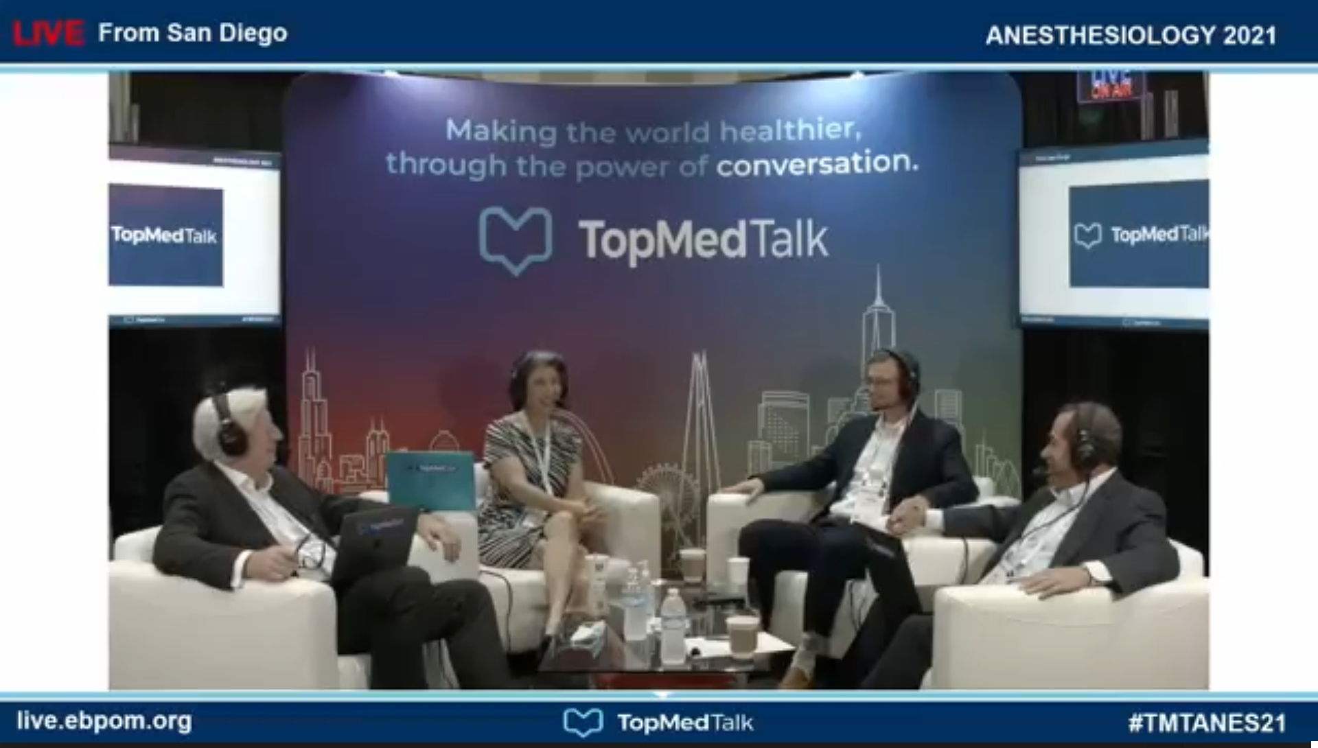 Perioperative Surgical Home (PSH) | TopMedTalk at the ASA show art