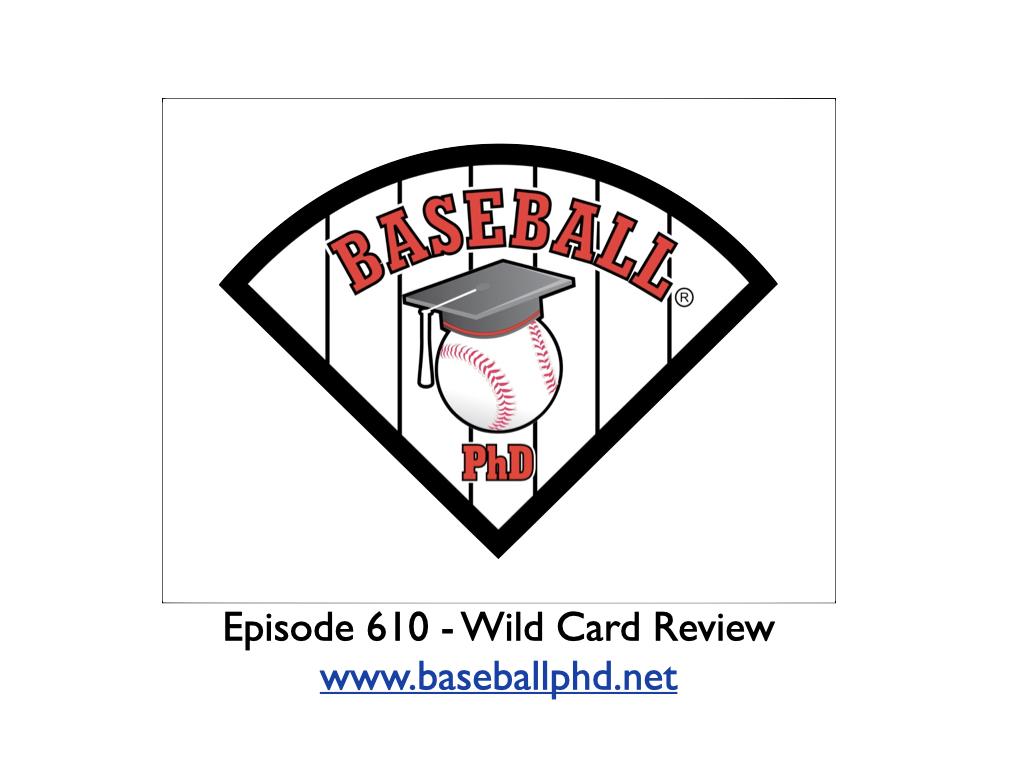 2021 Wild Card Review show art