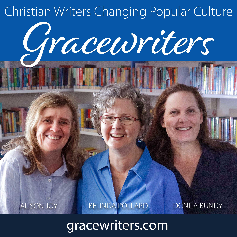 Gracewriters Podcast show art