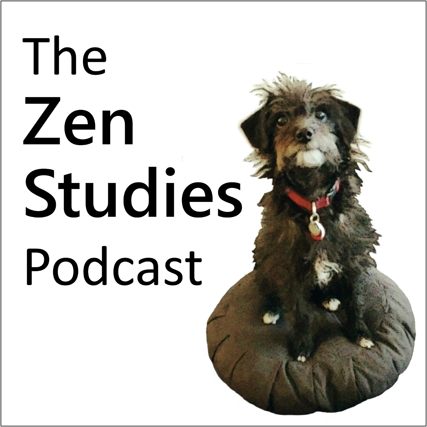 The Zen Studies Podcast show art