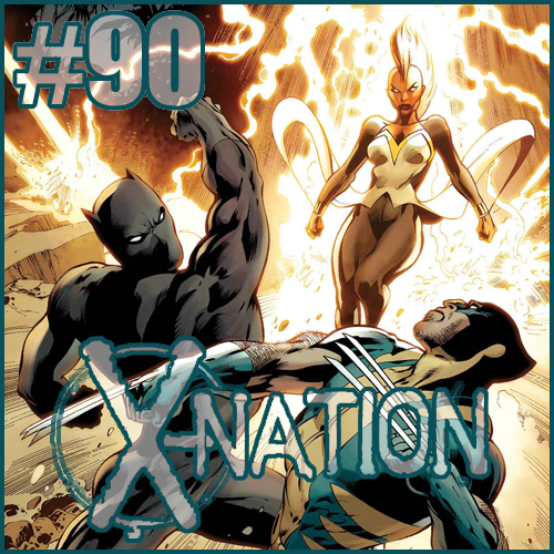 Cultural Wormhole Presents: X-Nation Episode 90