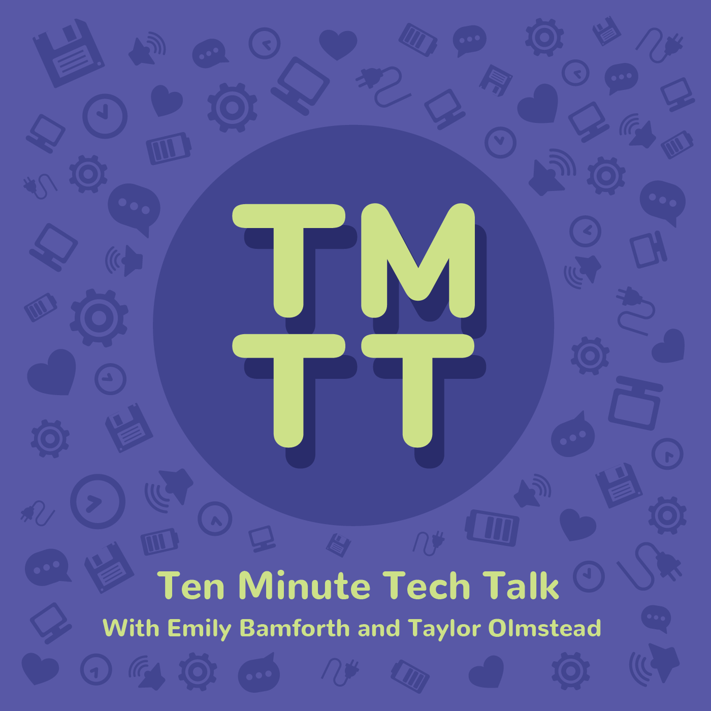 Ten Minute Tech Talk show art