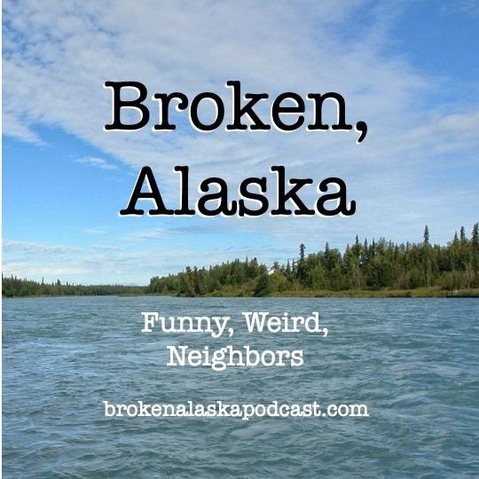 Broken, Alaska show art