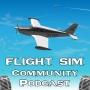 Artwork for FlightSim Community Podcast #2 - Discussing Nostalgic Old Aircraft and Legacy Flight  Simulators
