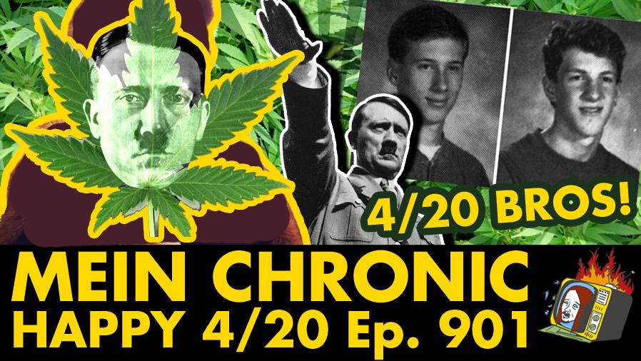 Happy 4/20 w/ Omar Hernandez - Ep. 901 (MARIJUANA, HITLER, COLUMBINE, PRANK CALLS)