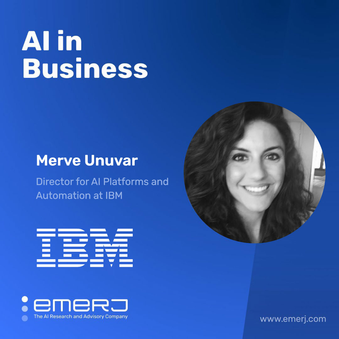 Intersection AI and RPA - Two Ways to Find Efficiency Opportunities, with Merve Unuvar of IBM