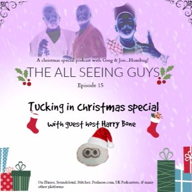 Artwork for Ep 15: Tucking In Christmas Special with Harry Bone