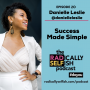 Artwork for Episode 20: Danielle Leslie - Success Made Simple