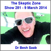 The Skeptic Zone #281 - 9.March.2014