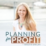 Artwork for Episode 004: The Relationship of Time and Money | Planning for Profit Podcast