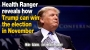 Artwork for Health Ranger reveals how Trump can win the election in November