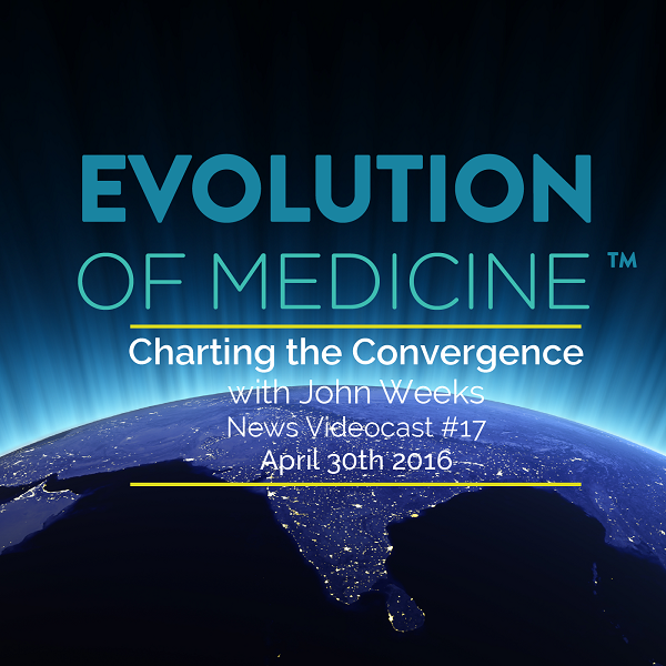 Evoldution of Medicine News Podcast #17