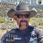Artwork for 015 Nick Brunson - Nevada Fish and Game Warden