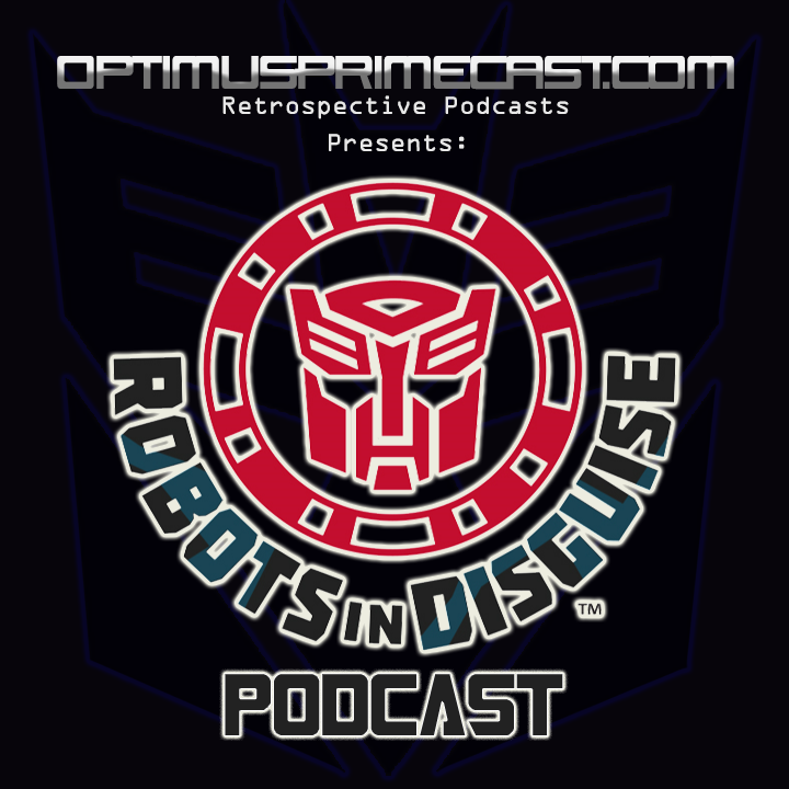 Transformers Prime Podcast