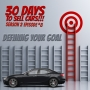 Artwork for 30 Days To Sell Cars Podcast Season #2 Episode #8 – Defining Your Goal Before Building Your Customer Acquisition Machine