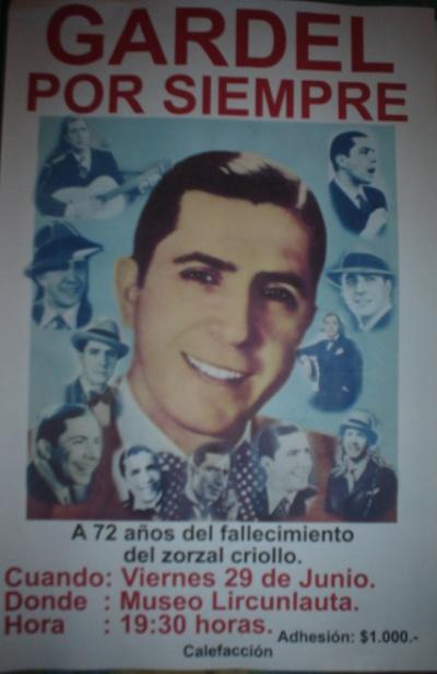 226 Carlos Gardel 02 Museo Nircunlauta - San Fernando