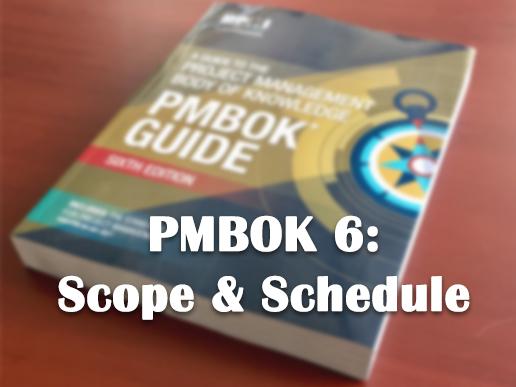 PMBOK 6