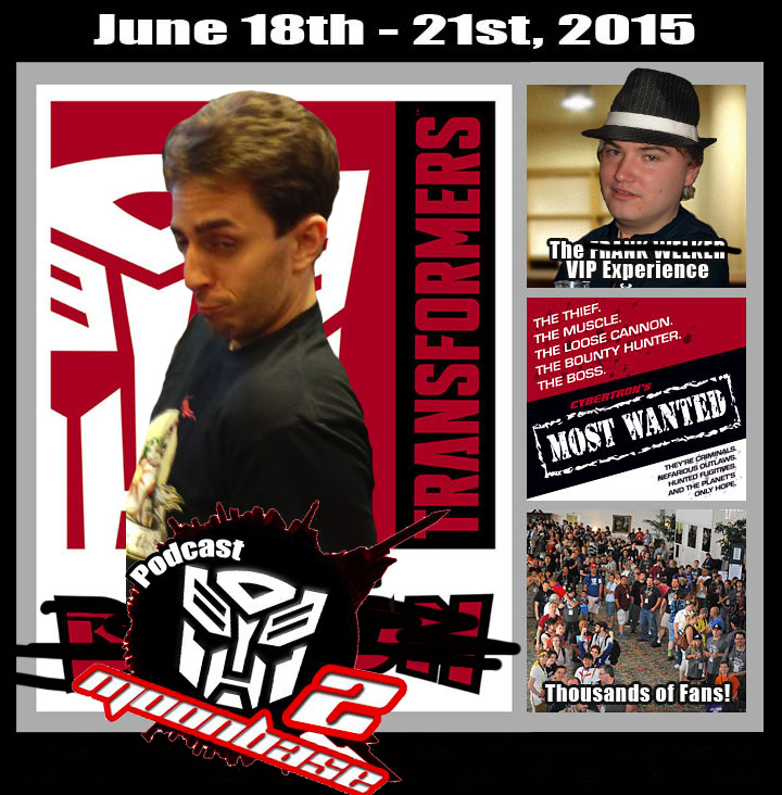 Episode 350: Botcon 2015