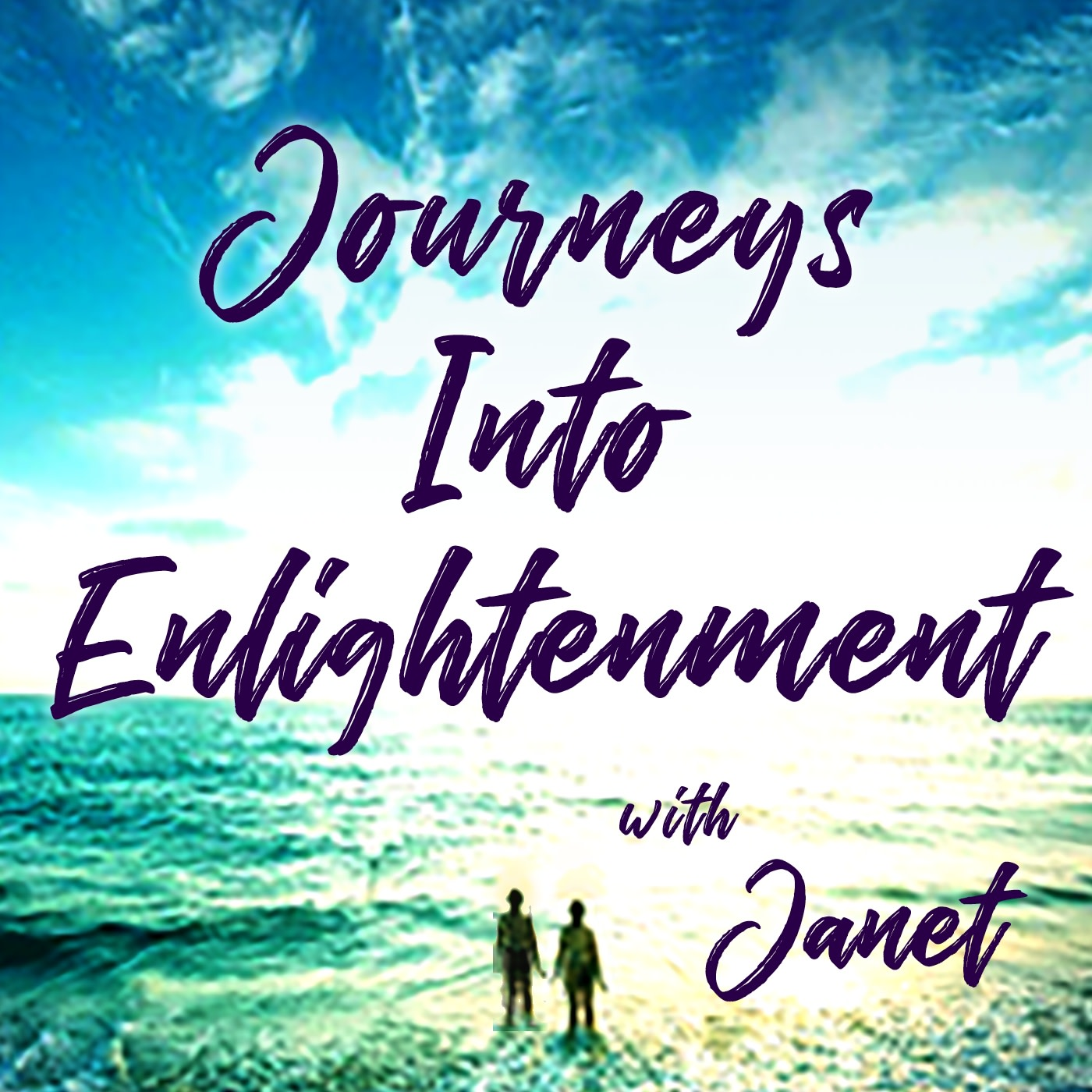 Journeys Into Enlightenment with Janet Barrett show art