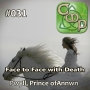 Artwork for CMP031 Face to Face with Death