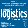 Artwork for Driving Growth: How Are Freight Agents Using Technology & Data to Drive Growth? Guest: Katie MacDonald, Landstar