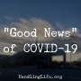"""Artwork for """"Good News"""" of COVID-19"""