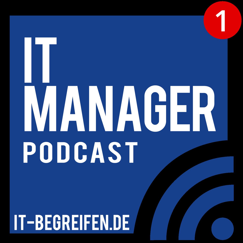 IT Manager Podcast (DE, german) - IT-Begriffe einfach und verständlich erklärt show art
