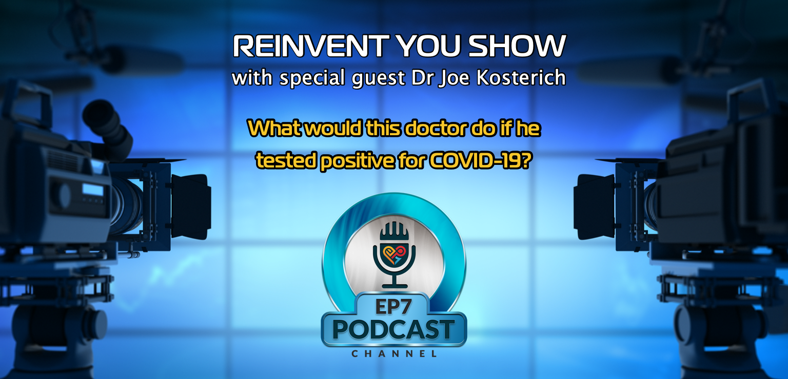 Artwork for Global Pandemic Update with Dr Joe Kosterich - May 8, 2020