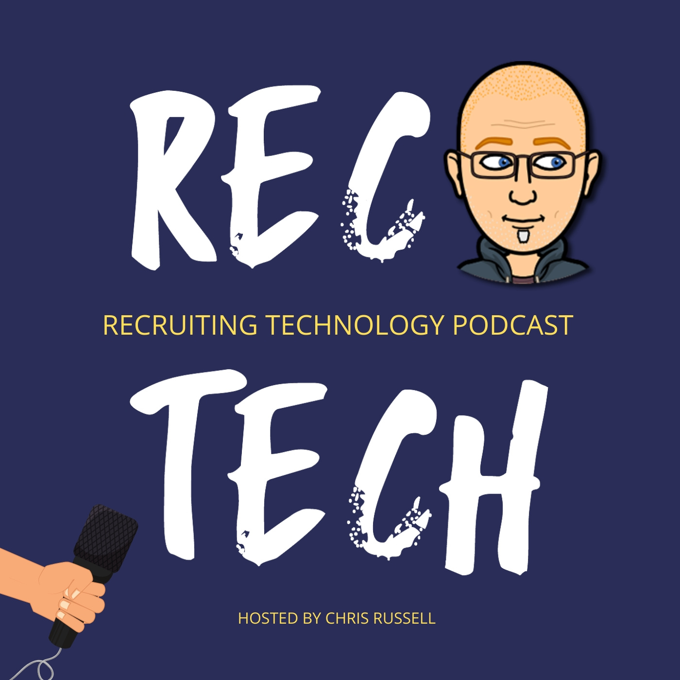 RecTech: the Recruiting Technology Podcast show art