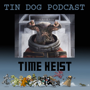TDP 412: Time Heist
