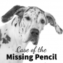 Artwork for BDP025: The Case of the Missing Pencil