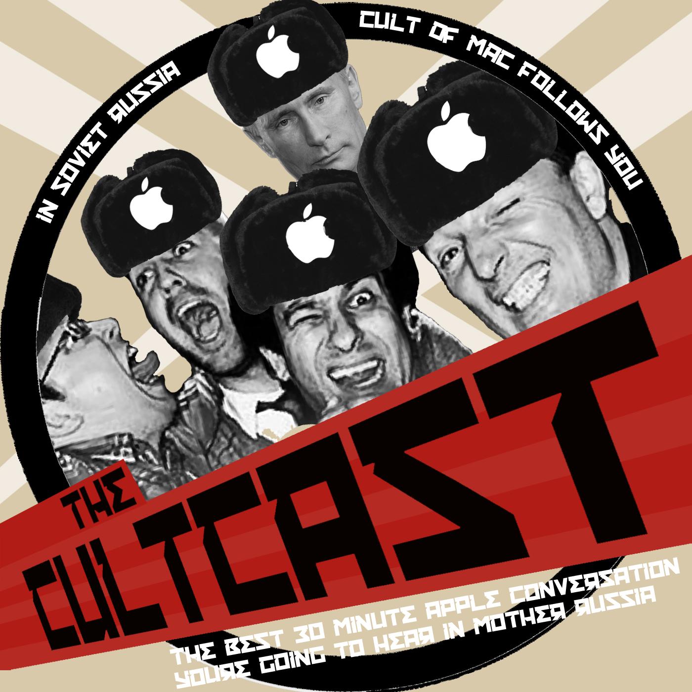CultCast #115 - NSABackdoor.DMG