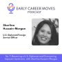 Artwork for How I Became a U.S. Diplomat and Overcame Imposter Syndrome, with Sharlina Hussain-Morgan