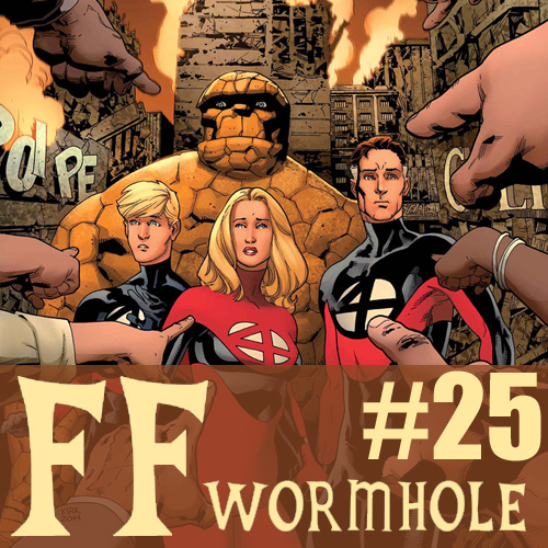 Cultural Wormhole Presents: FF Wormhole Episode 25
