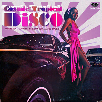 Grant Phabao and Djouls - Cosmic Tropical Disco
