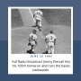 Artwork for Jimmy Piersall hits his 100th homerun and runs the bases backwards