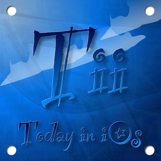 iOS Artwork - iTem 0342 and Episode Transcript