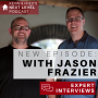 Artwork for THE AGENT MARKETER. Interview: Jason Frazier