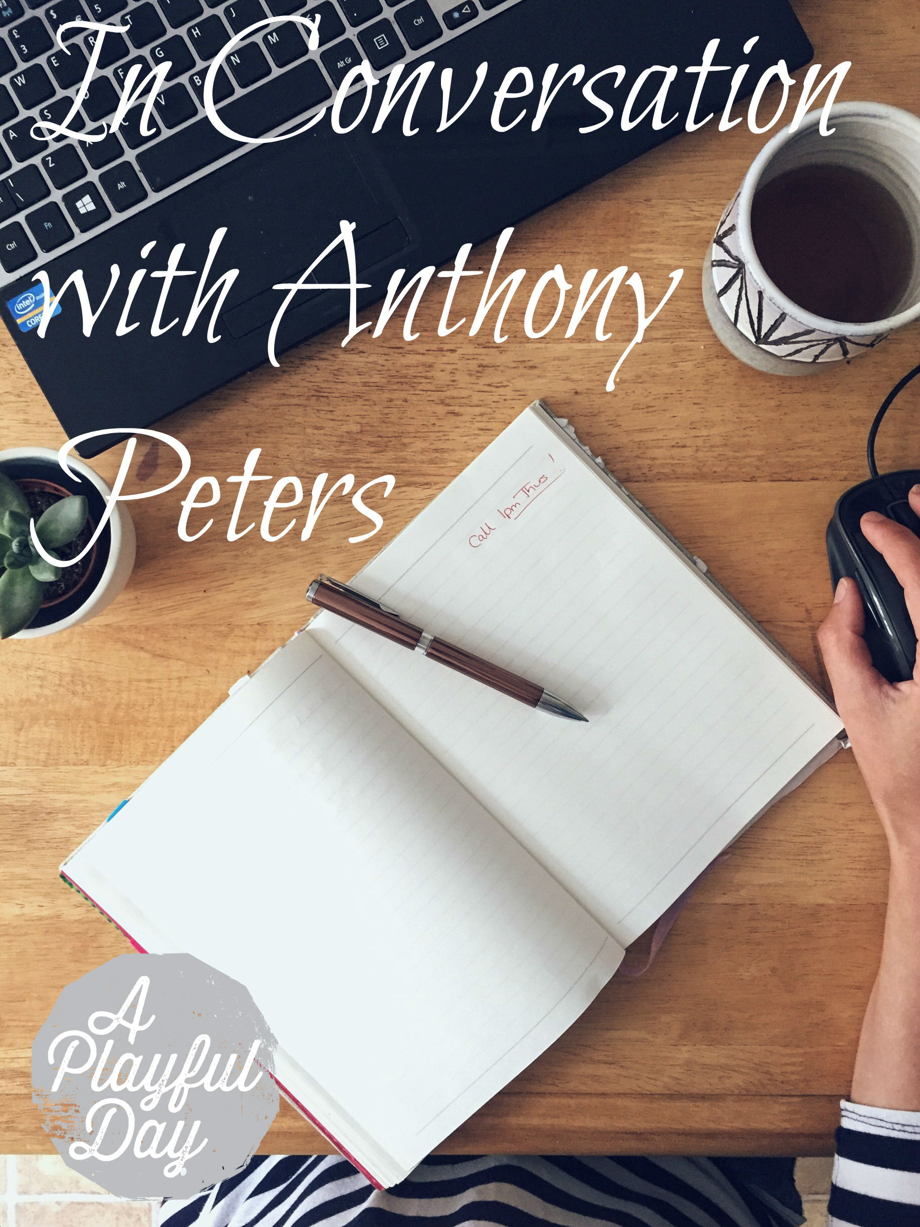 The APD Podcast, Season 3: In Conversation with Anthony Peters