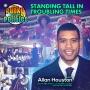 Artwork for Standing Tall In Troubling Times w/Allan Houston | The Funky Politics | KUDZUKIAN