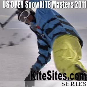 US Open Snowkite Masters 2011 - Chasta Returns