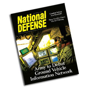 Artwork for The Army's Push to Connect Ground Vehicles to Communication Networks - October 2014