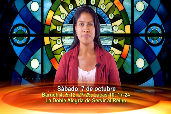 Artwork for Dios te Habla con Yudy Olave Ramos.  El tema: La doble alegría de servir al Reino