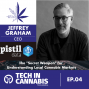 Artwork for The Secret Weapon for Understanding Local Cannabis Markets - Jeffrey Graham of Pistil Data