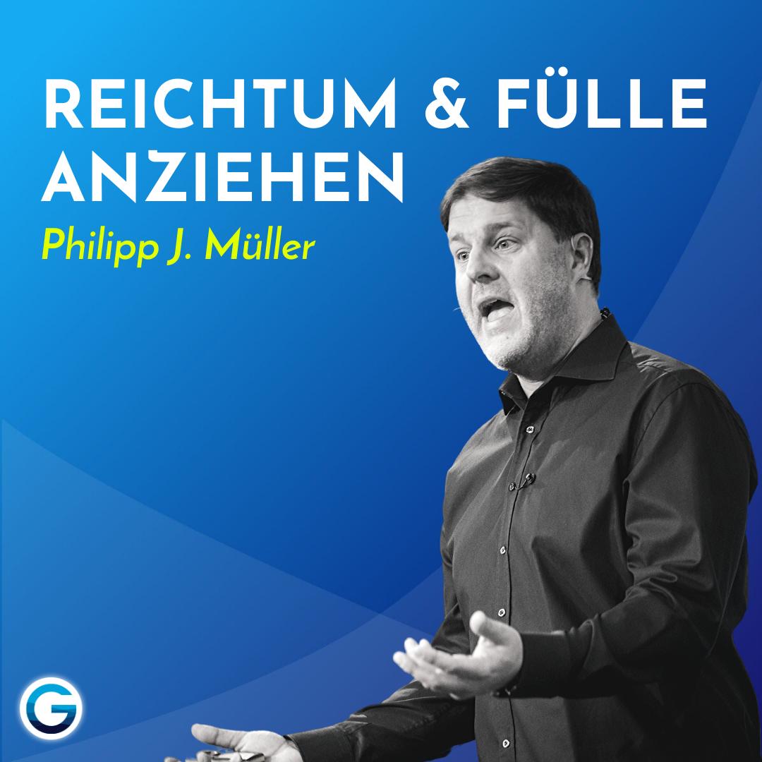 Money Mindset: Warum du nichts dafür kannst, dass du noch nicht reich bist // Philipp J.Müller