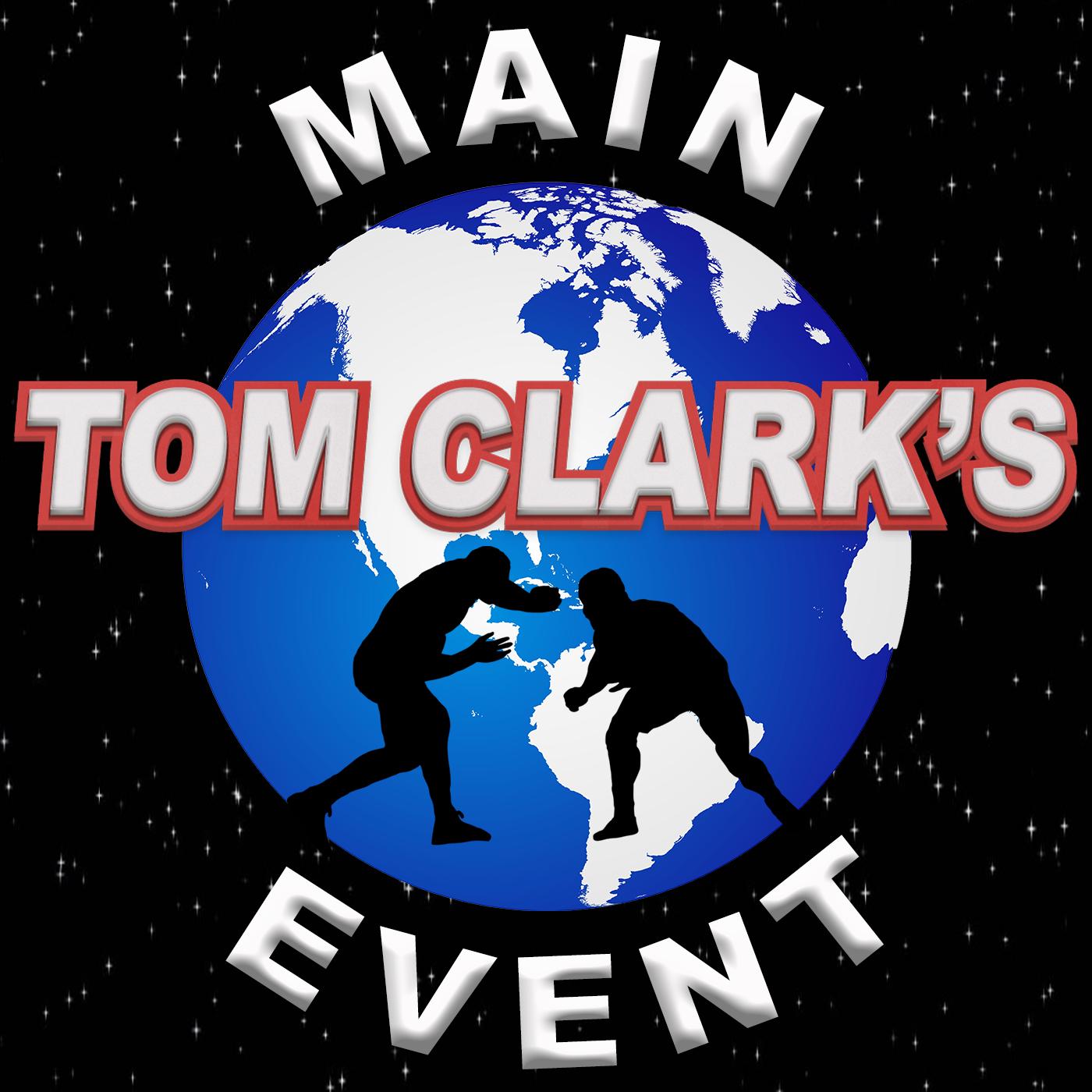 Tom Clark's Main Event show art